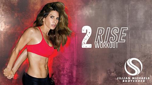 Rise (2 тренировка)