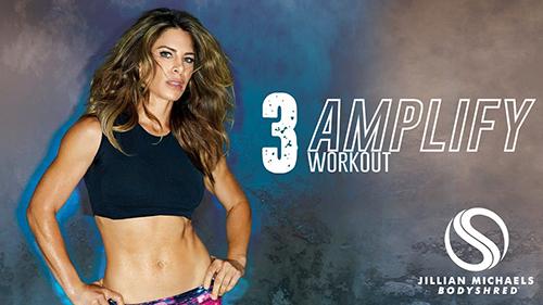 Amplify (3 тренировка)