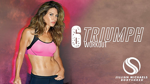 Triumph (6 тренировка)