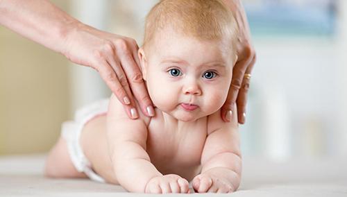 Массаж для новорожденных в домашних условиях