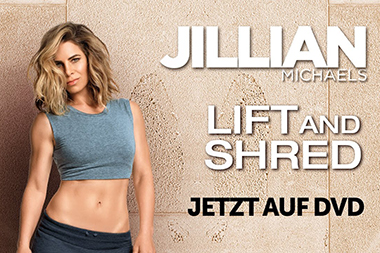 Lift and Shred: силовая тренировка от Джиллиан Майклс (2 уровня)