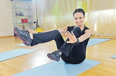 Ляйсан Утяшева - упражнения для похудения (10 видео)