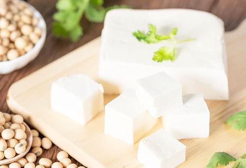 Источник кальция - тофу
