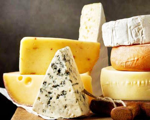 Источник кальция - сыр
