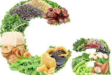 Продукты богатые кальцием: ТОП 10 продуктов с высоким содержанием кальция